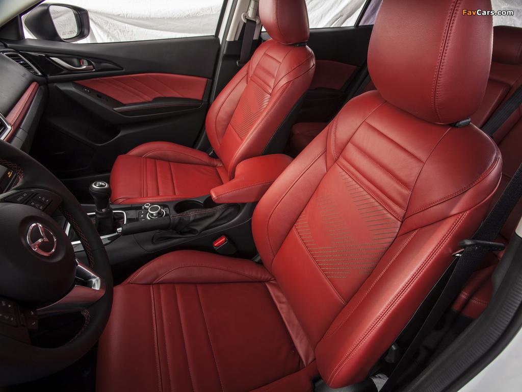 Pictures of Mazda Club Sport 3 Concept (BM) 2013 (1024 x 768)