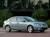 Mazda3 S Sedan (BK) 2004–06 wallpapers