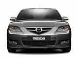 Mazda3 Sport Sedan (BK2) 2006–09 wallpapers