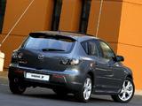Mazda3 Sport Hatchback ZA-spec (BK2) 2006–09 wallpapers