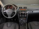 Mazda3 Hatchback US-spec (BK2) 2006–09 wallpapers