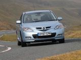 Mazda3 Sport Hatchback UK-spec (BK2) 2006–09 wallpapers