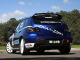 Mazda3 MPS Targa Tasmania 2007–09 wallpapers