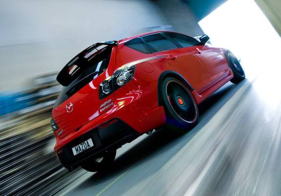 Mazda3 Mps Extreme Concept Bk 2007 Wallpapers