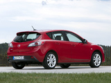 Mazda 3 Hatchback 2009–11 wallpapers