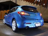 Mazda3 SP25 Hatchback (BL) 2009–11 wallpapers