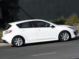 Mazda3 Hatchback AU-spec (BL) 2009–11 wallpapers