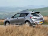 Mazda3 Sport Hatchback UK-spec (BL) 2009–11 wallpapers