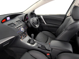 Mazda3 Sport Hatchback ZA-spec (BL) 2009–11 wallpapers