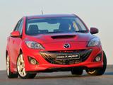 Mazda 3 MPS ZA-spec 2009 wallpapers