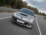 Mazda3 MPS (BL) 2009–13 wallpapers