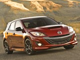 Mazdaspeed3 (BL) 2009–13 wallpapers
