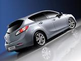Mazda3 Takuya (BL) 2010 wallpapers