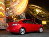 Mazda3 Sedan US-spec (BL2) 2011–13 wallpapers