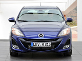 Mazda 3 Hatchback Edition 125 2011 wallpapers