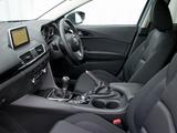 Mazda3 Hatchback UK-spec (BM) 2013 wallpapers