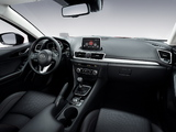 Mazda3 Hatchback (BM) 2013 wallpapers