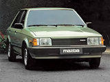Images of Mazda 323 Sedan (BD) 1980–86