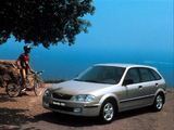 Images of Mazda 323 F (BJ) 1998–2000