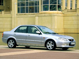 Images of Mazda 323 Sedan (BJ) 2000–03