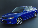 Images of Mazda 323 MPS Concept 2001