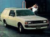 Mazda 323 Panel Van (FA) 1977 photos