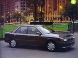 Mazda 323 Sedan AU-spec (BG) 1989–94 images