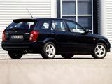 Mazda 323 F (BJ) 2000–03 images