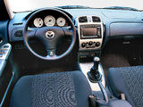 Mazda 323 Sedan (BJ) 2000–03 photos