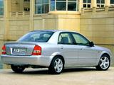 Mazda 323 Sedan (BJ) 2000–03 pictures