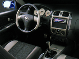 Mazda 323 MPS Concept 2001 wallpapers