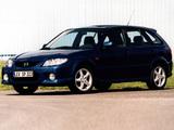 Photos of Mazda 323 F (BJ) 2000–03
