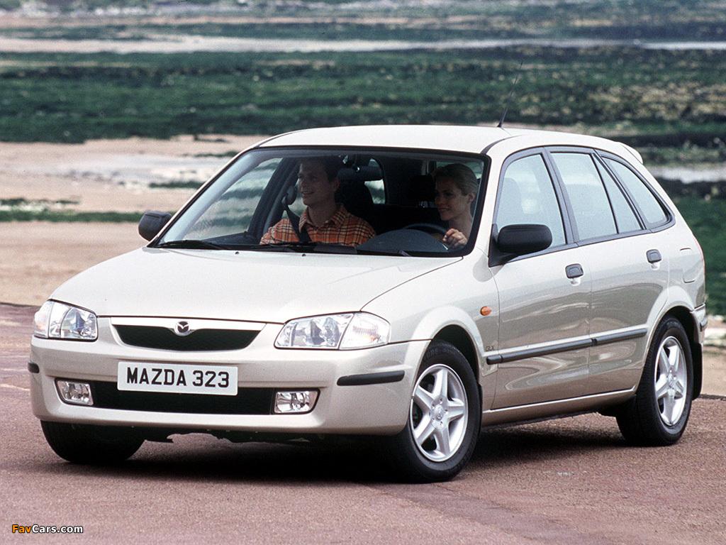Kelebihan Mazda 323 1998 Harga