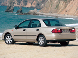Mazda 323 S (BA) 1996–98 wallpapers