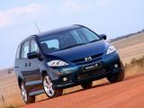 Images of Mazda5 ZA-spec (CR) 2005–08