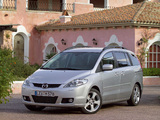 Images of Mazda 5 2005–08
