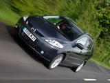 Mazda 5 UK-spec 2005–08 images