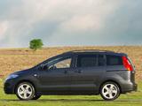 Mazda 5 UK-spec 2005–08 photos
