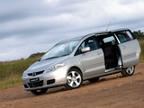 Mazda5 ZA-spec (CR) 2005–08 wallpapers
