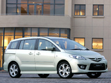 Mazda5 Sport ZA-spec (CR) 2008–10 pictures