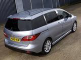 Mazda5 Sport UK-spec (CW) 2010–13 images