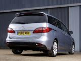 Mazda5 Sport UK-spec (CW) 2010–13 photos