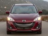 Mazda5 US-spec (CW) 2011 images