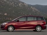 Mazda5 US-spec (CW) 2011 wallpapers