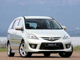 Photos of Mazda5 Sport ZA-spec (CR) 2008–10