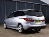 Photos of Mazda5 Sport UK-spec (CW) 2010–13