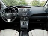 Photos of Mazda5 US-spec (CW) 2011