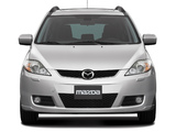 Pictures of Mazda 5 2005–08