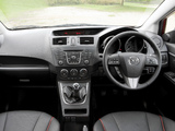 Pictures of Mazda5 Sport UK-spec (CW) 2010–13