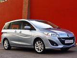 Pictures of Mazda 5 ZA-spec 2010